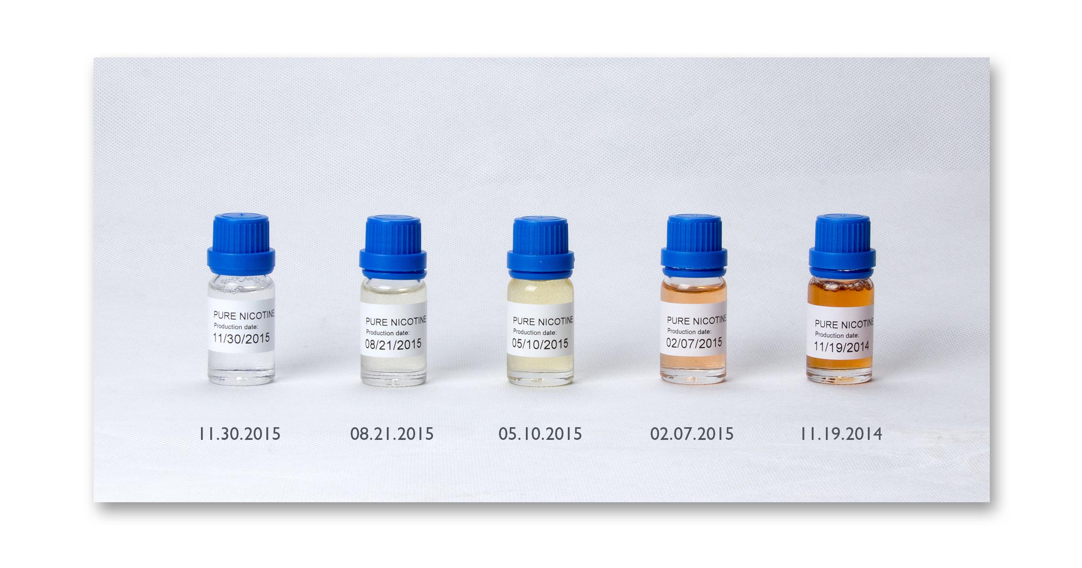 Factors involved in Nicotine Discoloration   HiLIQ Blog